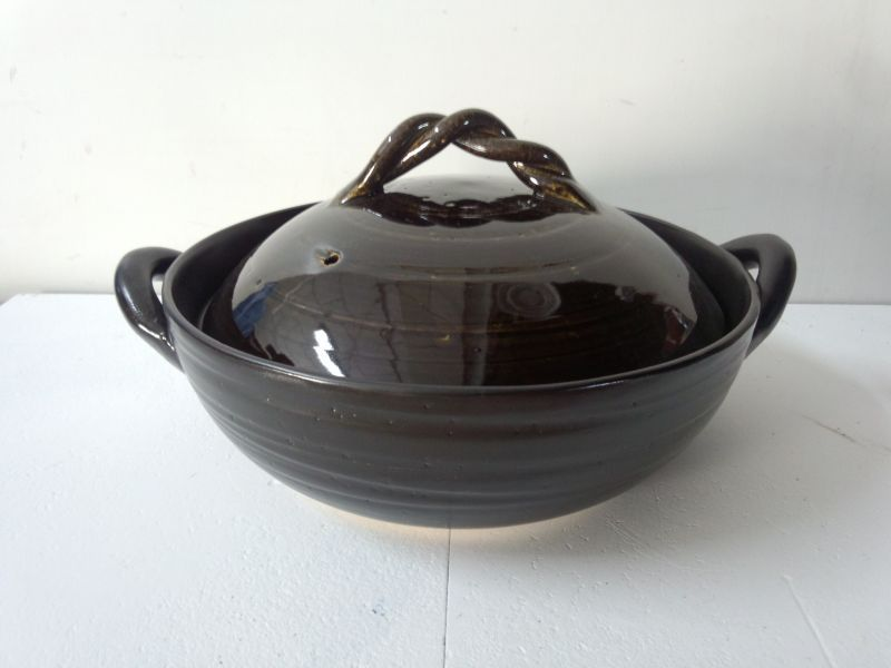 織部天目 9号 - Donabe 大野製陶